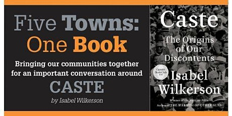 Three Neighbors,  One Book: A Conversation about Caste tickets