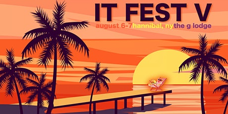 IT Fest V tickets