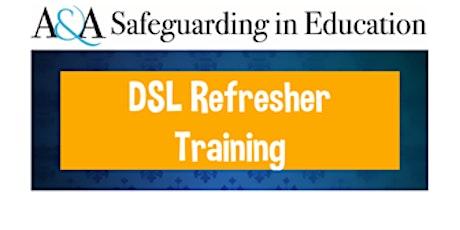 Designated Safeguarding Lead Refresher tickets