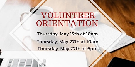 Dress for Success Volunteer Orientation tickets