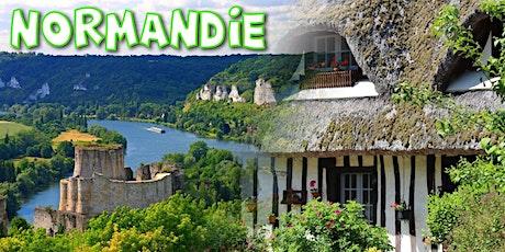 Normandie Authentique - 12 juin billets