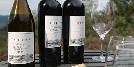 Virtual Tasting - Tobias Wines Tickets