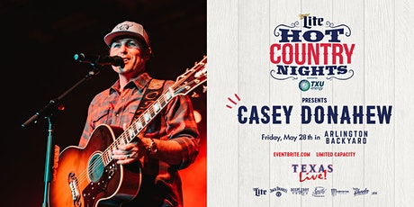 Miller Lite Hot Country Nights: Casey Donahew tickets
