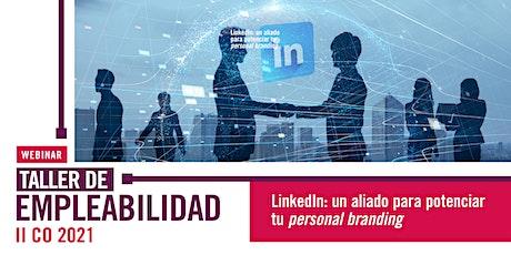 LinkedIn: un aliado para potenciar tu personal branding entradas