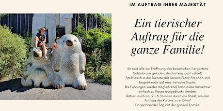 Rätselspaß für die ganze Familie in Wien an einem beliebigen Termin! Tickets