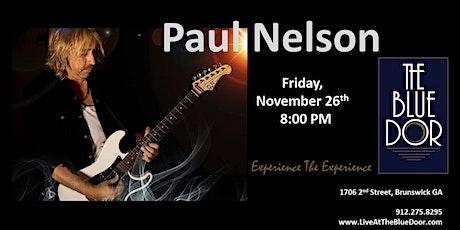 Paul Nelson tickets