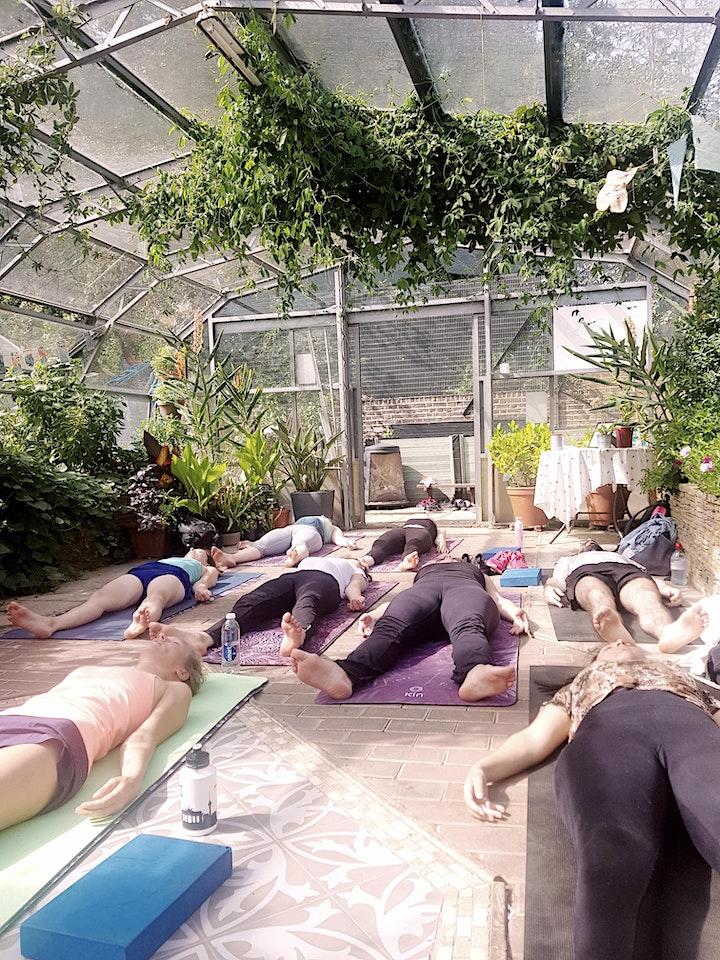 Glasshouse Yoga image