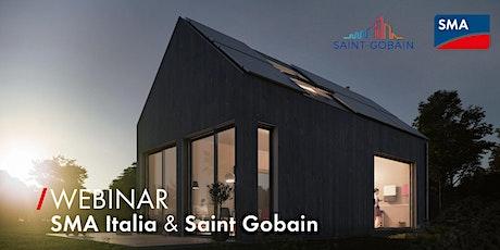 La nuova partnership tra SMA Italia e Saint Gobain per il Superbonus 110% biglietti