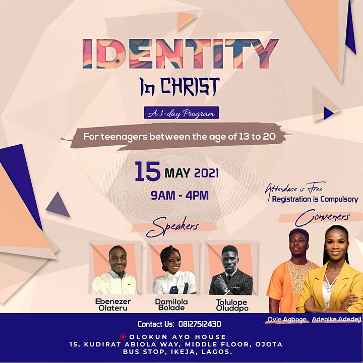 IDENTITY IN CHRIST image