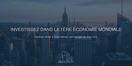 Investissement à forte rentabilité aux USA, Bilan 1er Trimestre 2021 billets