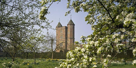 Timed entry to Sissinghurst Castle Garden (3 May - 9 May) tickets