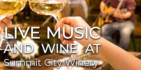 Wine and Live Music with Gina and Steve tickets