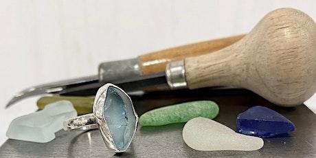 Beach Glass Ring Workshop tickets