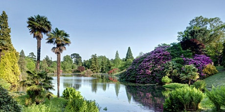 Timed entry to Sheffield Park and Garden (3 May - 9 May) tickets