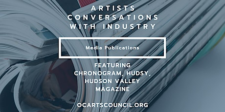Artists Conversations With Industry- Media and Publications tickets