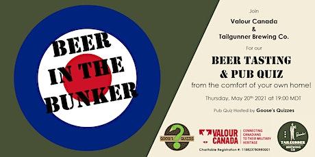 Beer in the Bunker ingressos