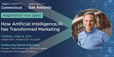 How Artificial Intelligence/AI has Transformed Marketing tickets