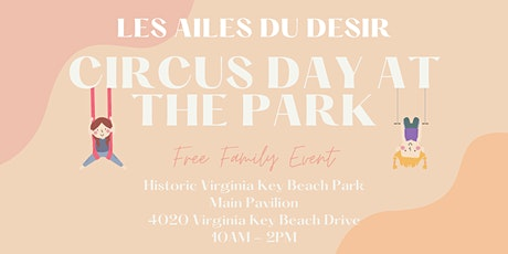 Circus Day at the Park tickets