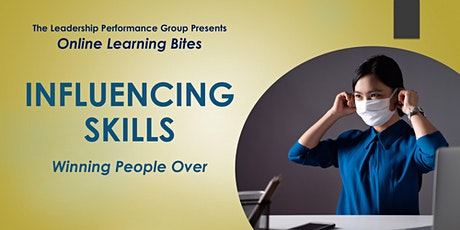 Winning People Over: Influencing Skills (Online - Run 18) tickets