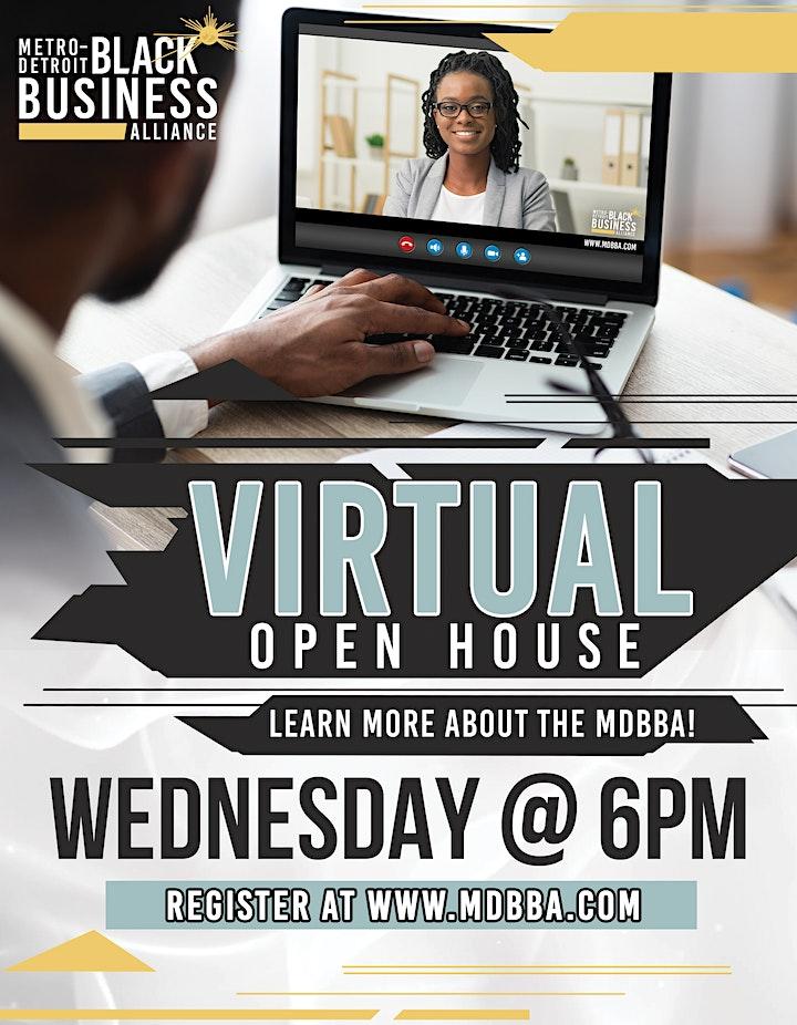 MDBBA Virtual Open House image