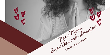 New Moon Breathwork Session tickets