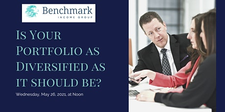 Is Your Portfolio as Diversified as it Should Be? tickets