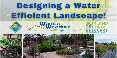 Designing a Water Efficient Landscape tickets