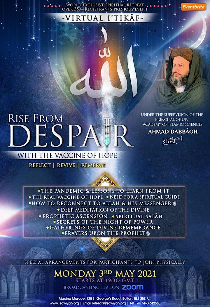 Rise from Despair | Virtual I'tikaf image