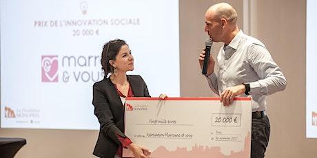 Cérémonie de remise de Prix - Fondation Monoprix x Ulule billets