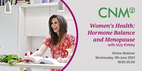 CNM Netherlands: Women's Health: Hormone Balance and Menopause tickets