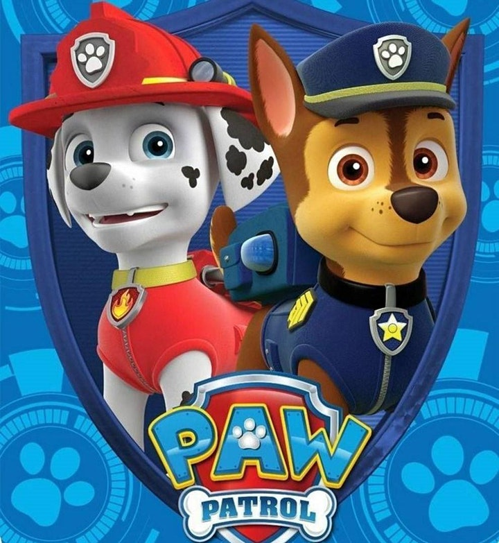 Paw Patrol Pizza Party image