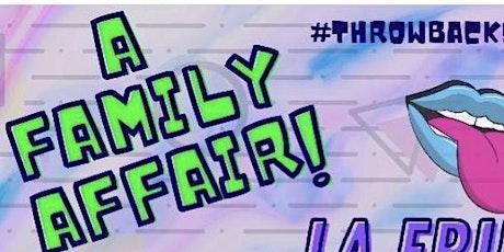 A Family Affair tickets