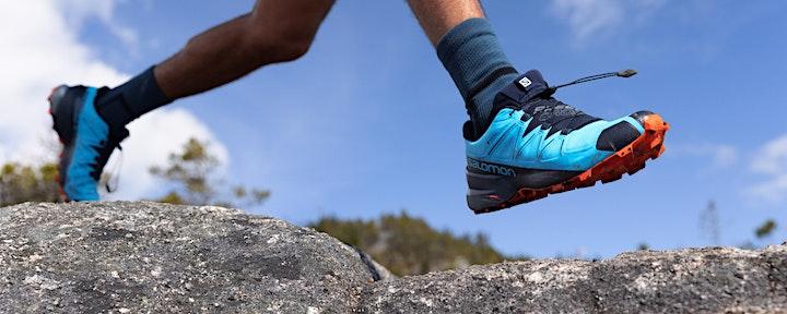 MEC x Salomon Trail Challenge image