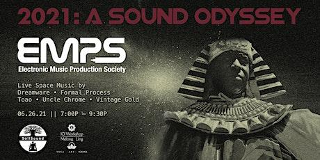 2021: A Sound Odyssey tickets