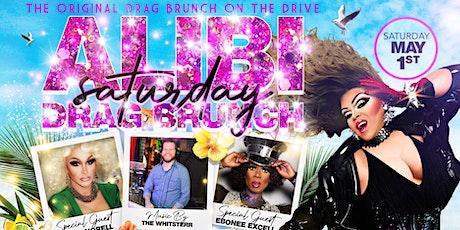 Alibi's Saturday Drag Brunch tickets