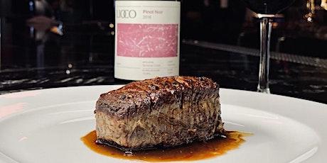 $15  Filet Mignon Mondays- Primal Cut Grille @ Sapphire 39 tickets