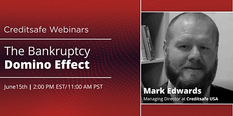 Webinar: The Bankruptcy Domino Effect tickets