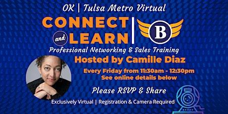 OK   Tulsa Metro Area Virtual Networking tickets