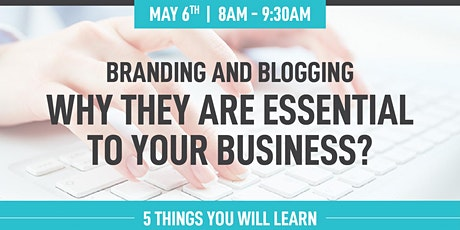 Branding and Blogging  Why They Are Essential to Your Business tickets