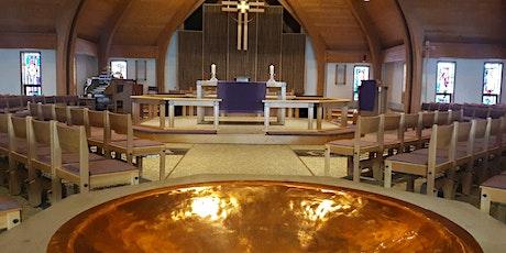 Indoor Worship  Registration tickets