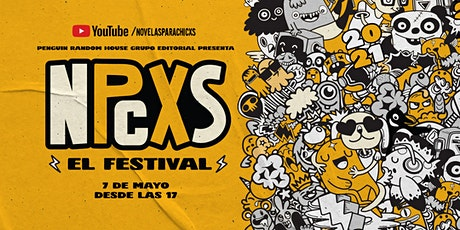 Novelas para chicxs. El festival. tickets