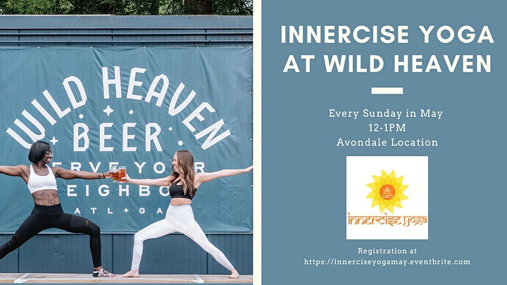 Innercise Yoga at Wild Heaven - May image