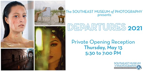 Depatures 2021 Opening Reception tickets