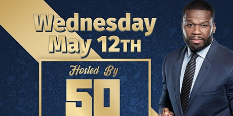 Nebraska Branson Cognac Takeover (Dinner Release Party with 50 Cent) tickets