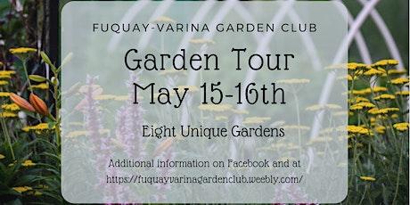 Fuquay-Varina Spring Garden Tour tickets