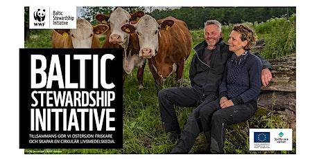 Baltic Stewardship Initiative - Nätverksmöte 18 maj 2021 tickets