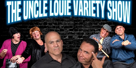 The Uncle Louie Variety Show - Somers, NY tickets