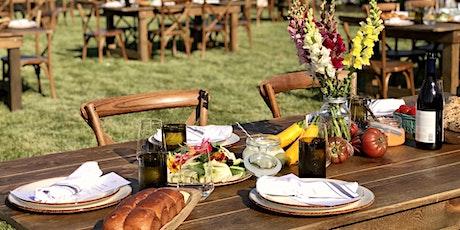 August 5th  Farm to Table Dinner at Chatham Bars Inn Farm (Brewster, MA) tickets