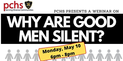 Why are Good Men Silent: Webinar 3