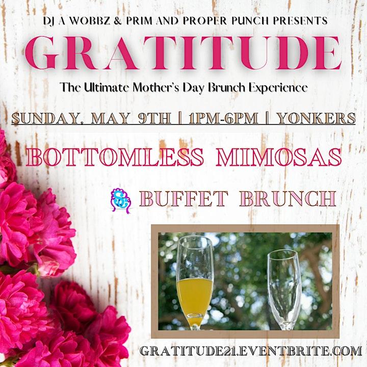 Gratitude | Mother's Day Brunch image